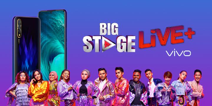 Astro Big Stage